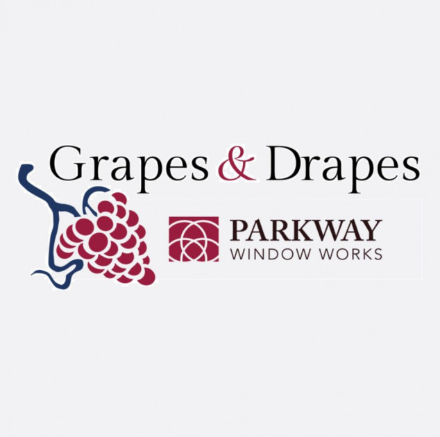 Grapes & Drapes Square Graphic Resized