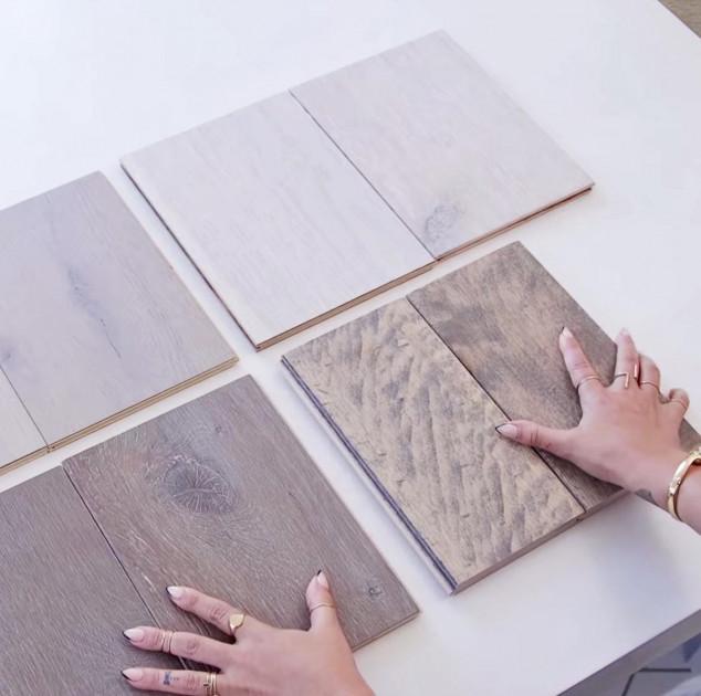 Cropped Hardwood