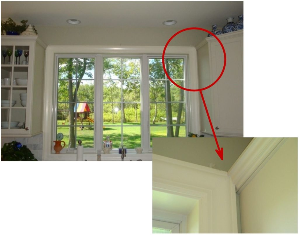 Crown Molding Obstruction