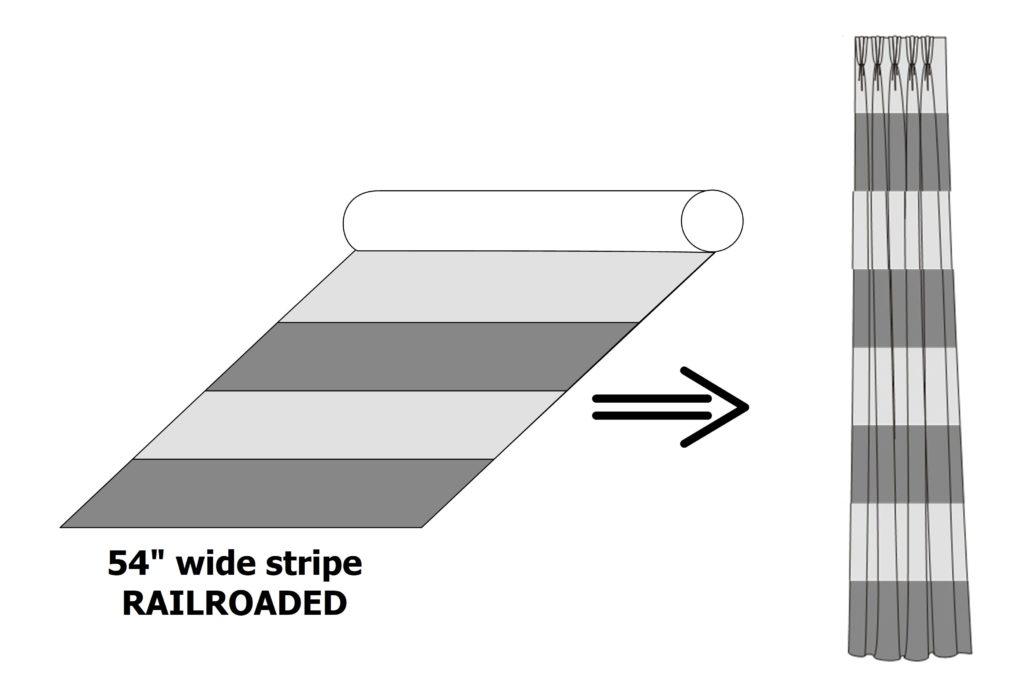 Railroaded Stripe