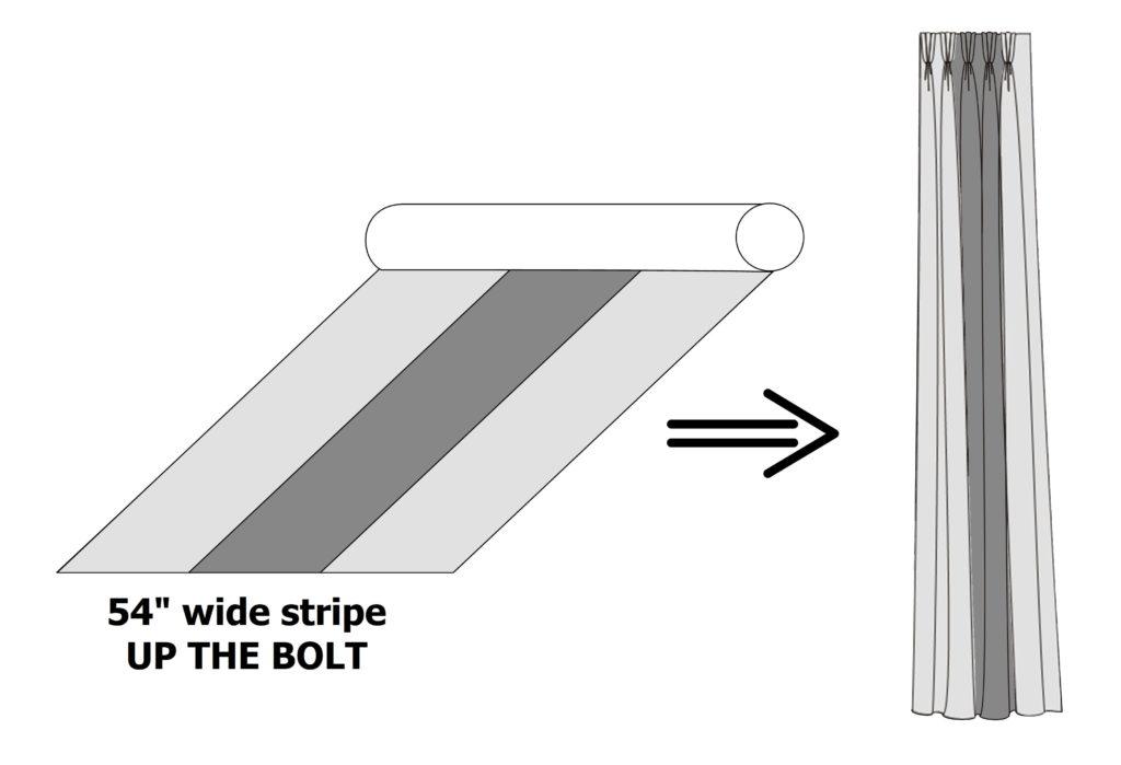 Up The Bolt Stripe