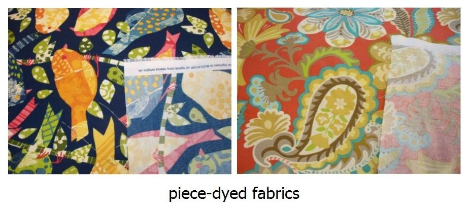 Piece Dyed Fabrics