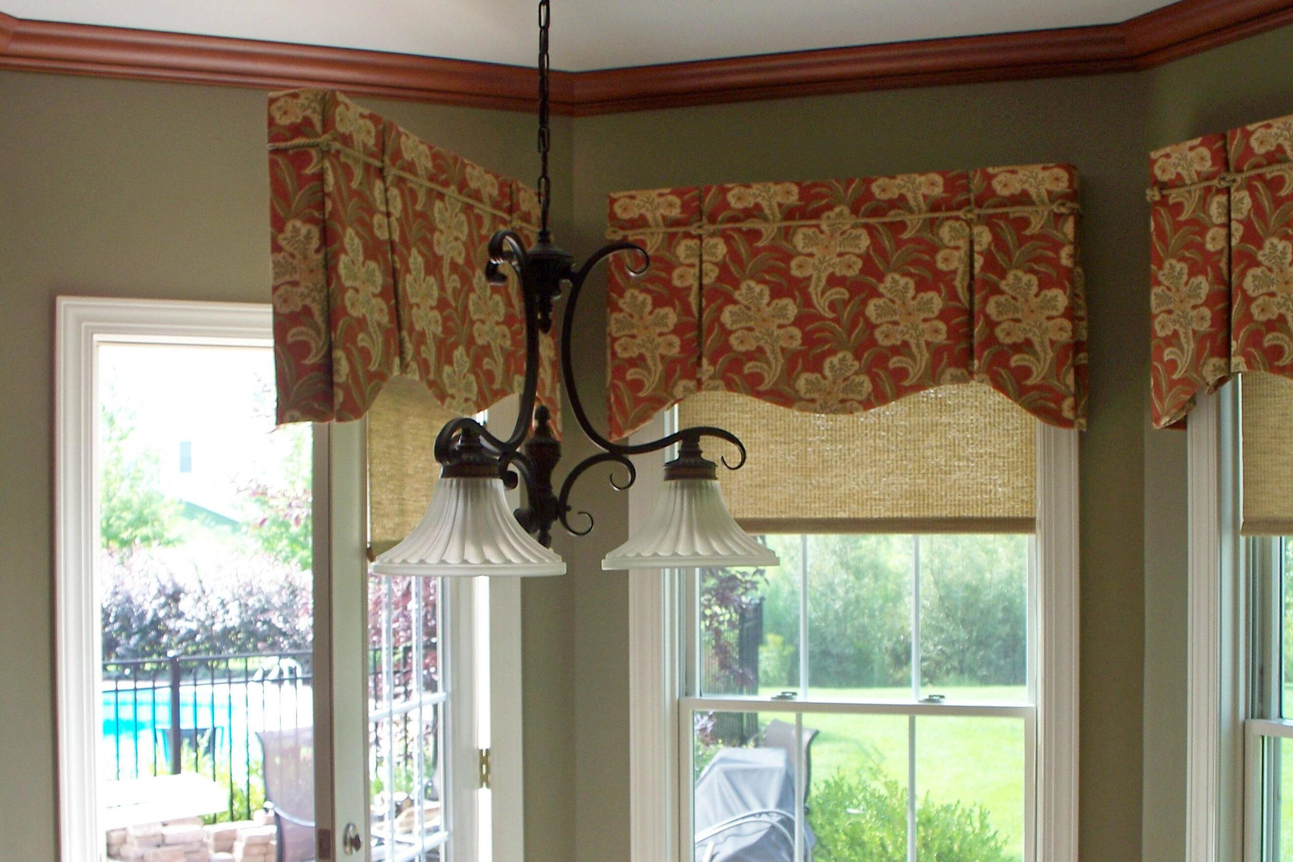 Custom Window Treatments For Doors