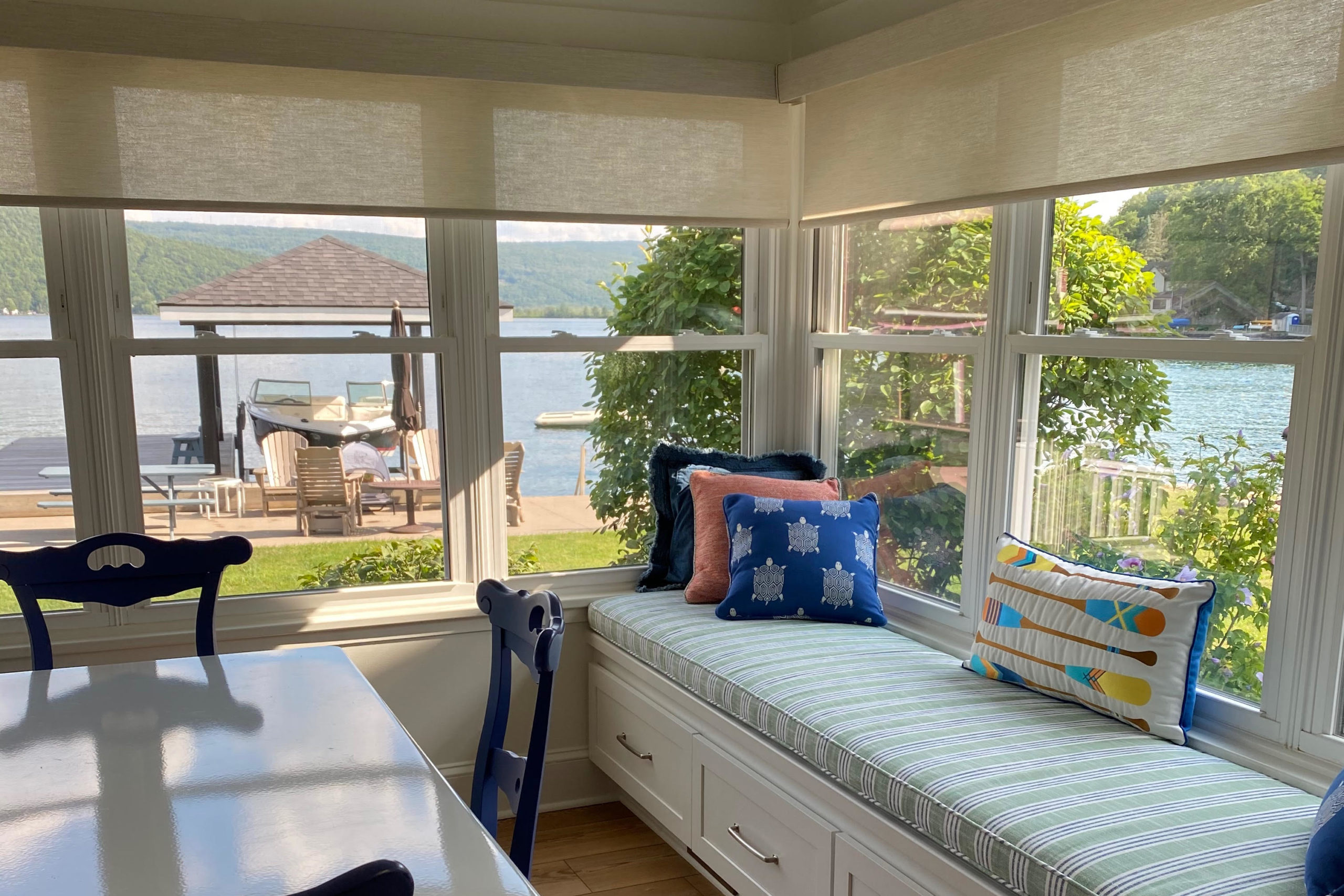 Window Treatments for Sun Protection